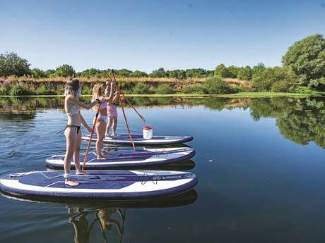 Canoe Company Paddle - Base de Loisirs des Couflons