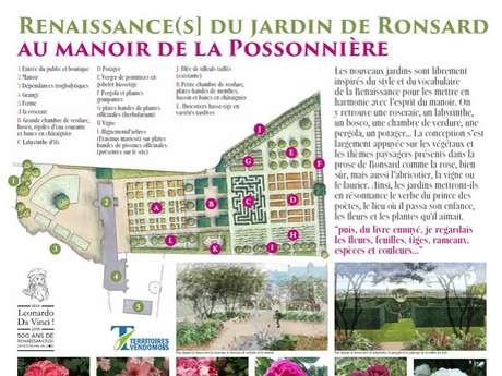 Renaissance(s] du jardin de Ronsard