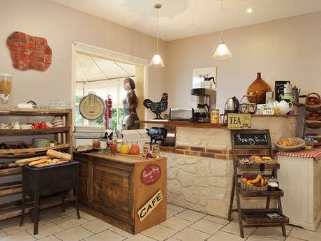 Restaurant auberge solognote le Vieux Fusil