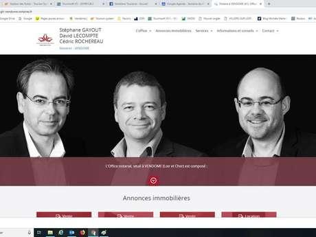 Maîtres Gayout, Lecompte et Rochereau