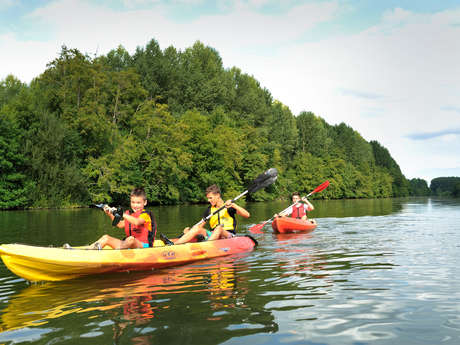 1-HOUR CANOEING & KAYAKING FOR FAMILIES