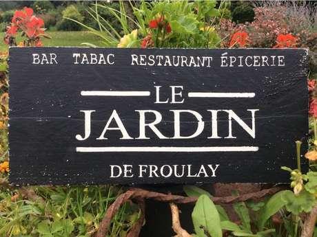 RESTAURANT LE JARDIN DE FROULAY