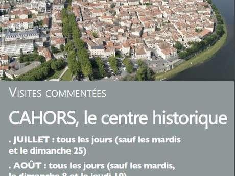 Ville d'Art et d'Histoire : Visite Guidée, Cahors, Centre Historique