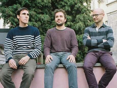 Concert Jazz : Llum Trio