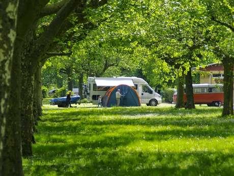 Camping L'Arquette