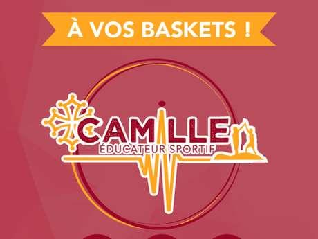 Camille, accompagnateur sportif