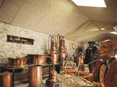 Musée de la Vieille Prune - Distillerie Louis Roque