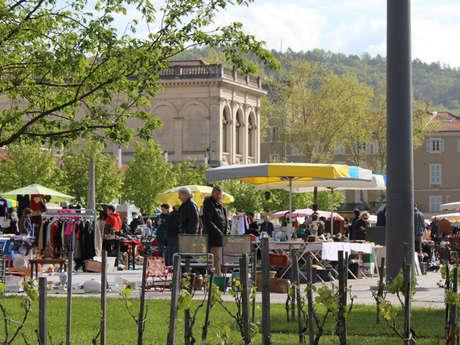 Vide-Greniers Solidaire à Cahors