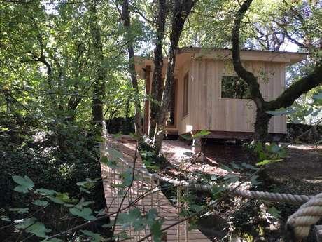Le Mas De Tourel - Cabane Lodge