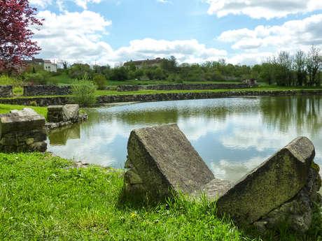 Entre pierres et eau