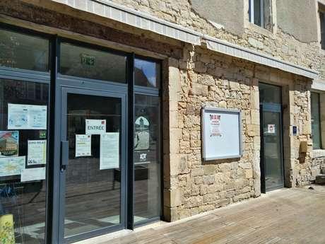 Office de Tourisme Cazals-Salviac - Bureau d'information de Salviac