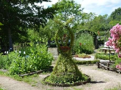 """Rendez-vous aux Jardins """"Jardin Médiéval de Cardaillac"""""""""""