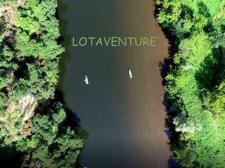 Lot Aventure - Base de Cajarc