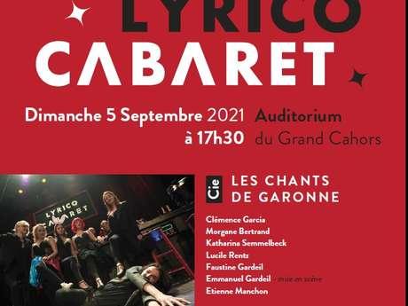 Concert Lyrico Cabaret à l'Auditorium