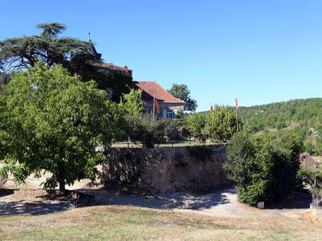 Sentier du château