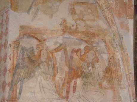 Pays d'Art et d'Histoire : Circuit Découverte-Peintures et Paysages en Bouriane