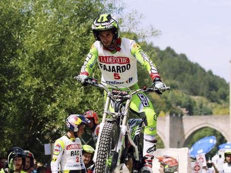 Mondiaux de Trial Moto à Cahors