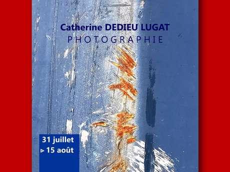 Exposition de Photographies Abstraites de Catherine Dedieu Lugat au Château de Lantis