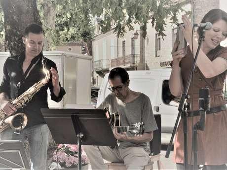 Apéro concert : Trio Jazz Bossa Occitane