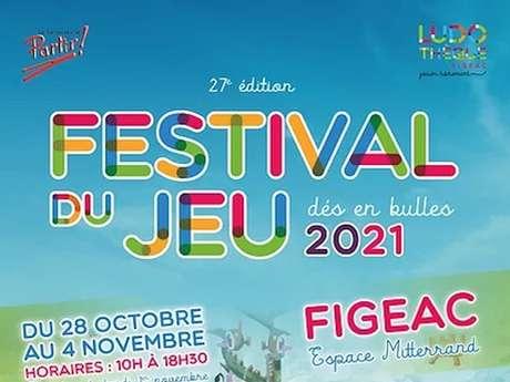 """26ème Festival du Jeu """"Dés en Bulle"""""""