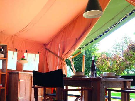 Antinéa « Le Camping de L'Écluse »