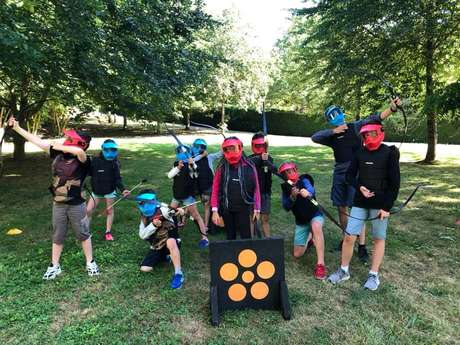 ARCHERY & BLOWPIPE SHOOTING