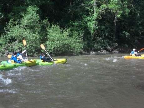 Canoë-kayak préférence plein air