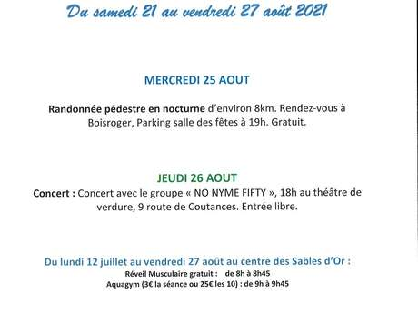 "Concert de ""No Name Fifty"""
