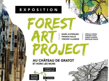 Exposition Forest Art Project