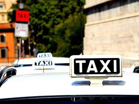 Taxi la croix rouge
