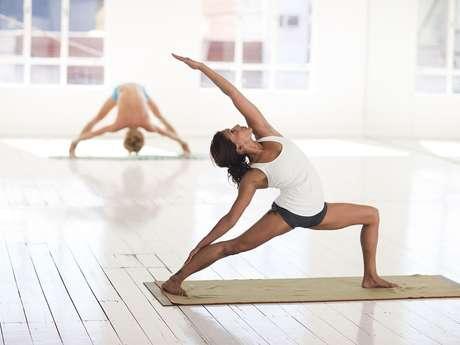 Atelier yoga en duo