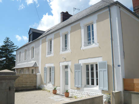 Clévacances H8011 > Villa Côté Ouest
