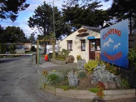 Aire de camping-car > Camping Les Mouettes