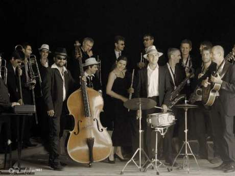 "Concert ""Baie Big Band"""