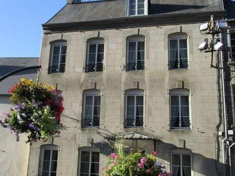 Chambres d'hôtes > Hôtel Blouet d'Aumesnil