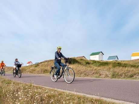 Circuit accompagné en vélo électrique
