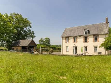 Gîtes de France G165 > La Maison d'Aline