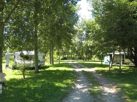 Aire de camping-car > Aire naturelle La Ferme des Becs Plats