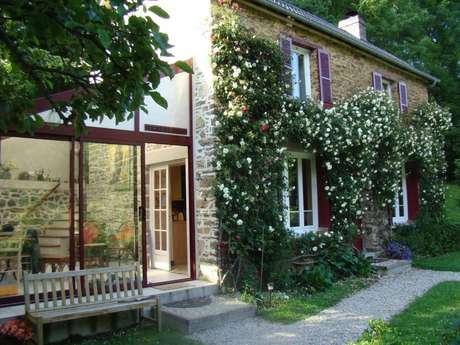 Meublé de tourisme > La maison à la Cascade