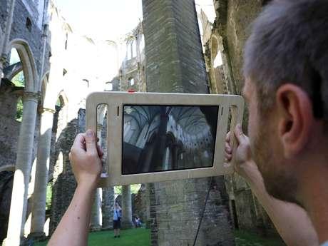 Hambye 3D - L'abbaye médiévale en réalité virtuelle