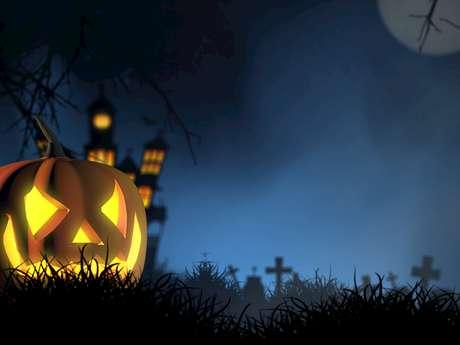 Journée des enfants, spéciale Halloween