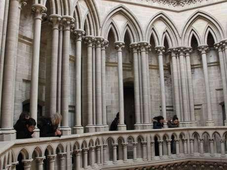 Visite des parties hautes de la Cathédrale