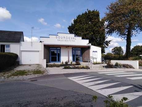 Salle des fêtes de Sourdeval Les Bois