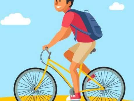 Randonnée vélo avec les architectes