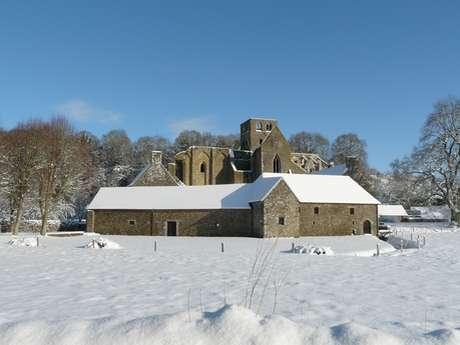 Noël à l'abbaye de Hambye