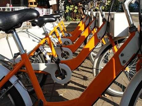 Location de vélos > Garage du Passous