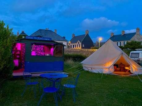 Camping du Havre de Regnéville