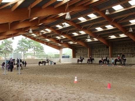 Centre Equestre d'Hauteville-sur-Mer