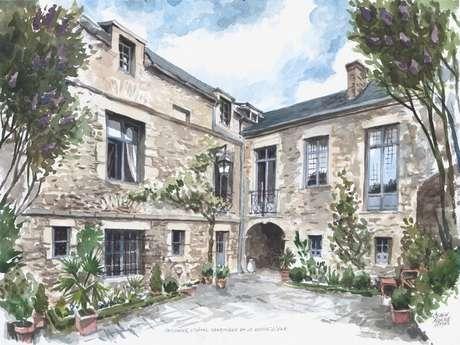 Chambres d'Hôtes > Hôtel Tanquerey La Rochaisière