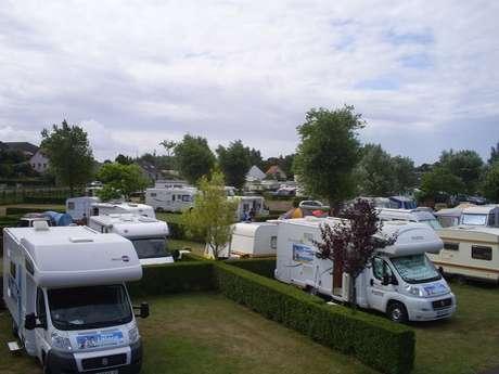 Aire de camping-car > Le marais